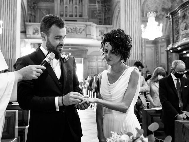 Il matrimonio di Matteo e Elisabetta a Sommariva Perno, Cuneo 55