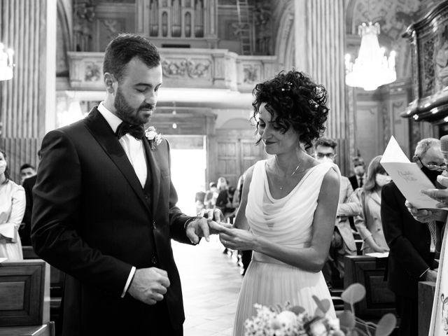 Il matrimonio di Matteo e Elisabetta a Sommariva Perno, Cuneo 56