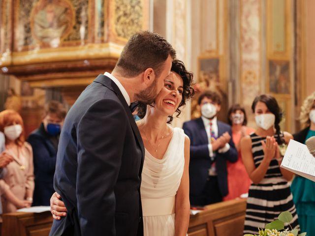 Il matrimonio di Matteo e Elisabetta a Sommariva Perno, Cuneo 57