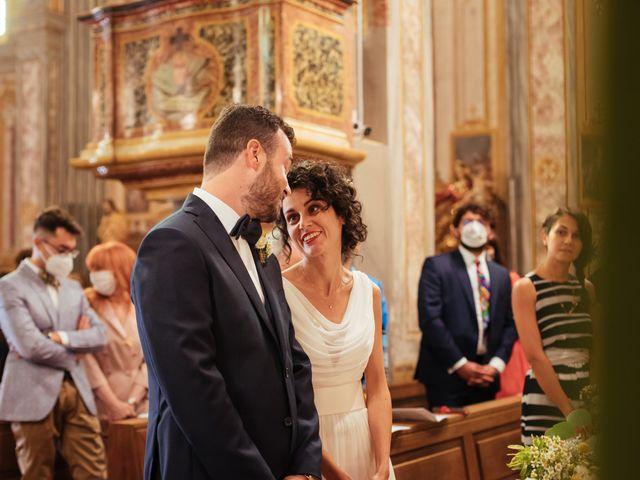 Il matrimonio di Matteo e Elisabetta a Sommariva Perno, Cuneo 58