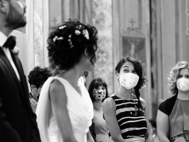 Il matrimonio di Matteo e Elisabetta a Sommariva Perno, Cuneo 61