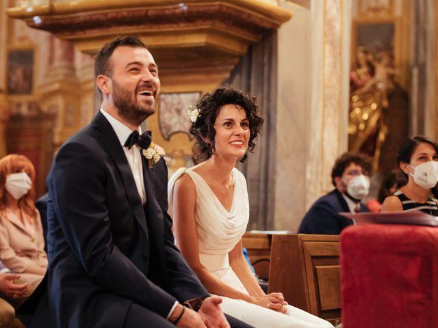 Il matrimonio di Matteo e Elisabetta a Sommariva Perno, Cuneo 65