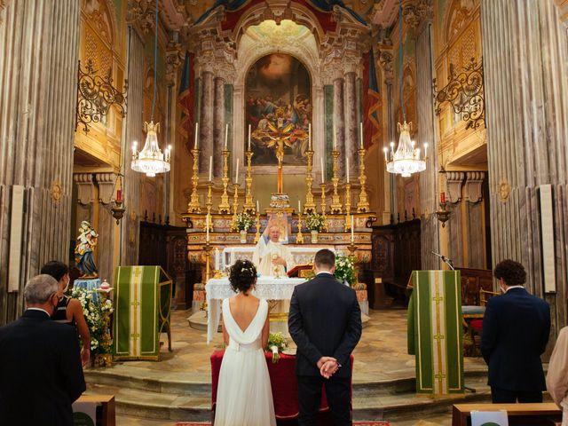 Il matrimonio di Matteo e Elisabetta a Sommariva Perno, Cuneo 68