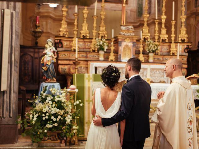 Il matrimonio di Matteo e Elisabetta a Sommariva Perno, Cuneo 70