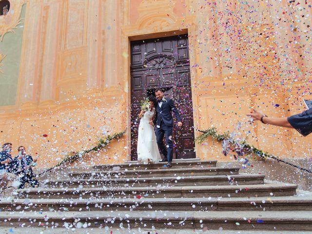 Il matrimonio di Matteo e Elisabetta a Sommariva Perno, Cuneo 71