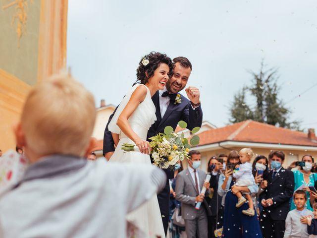 Il matrimonio di Matteo e Elisabetta a Sommariva Perno, Cuneo 73