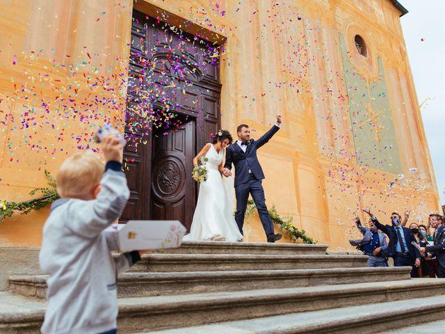 Il matrimonio di Matteo e Elisabetta a Sommariva Perno, Cuneo 74