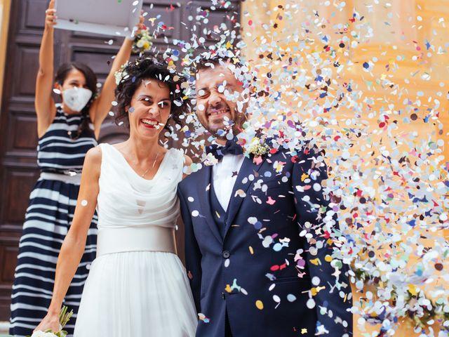 Il matrimonio di Matteo e Elisabetta a Sommariva Perno, Cuneo 1