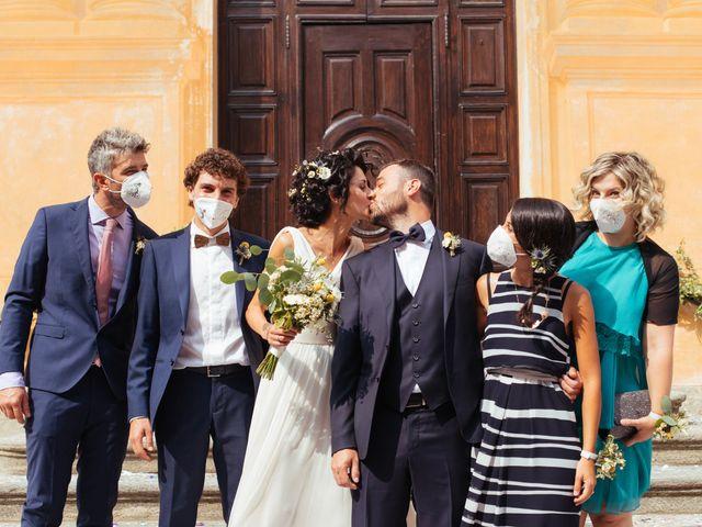 Il matrimonio di Matteo e Elisabetta a Sommariva Perno, Cuneo 77
