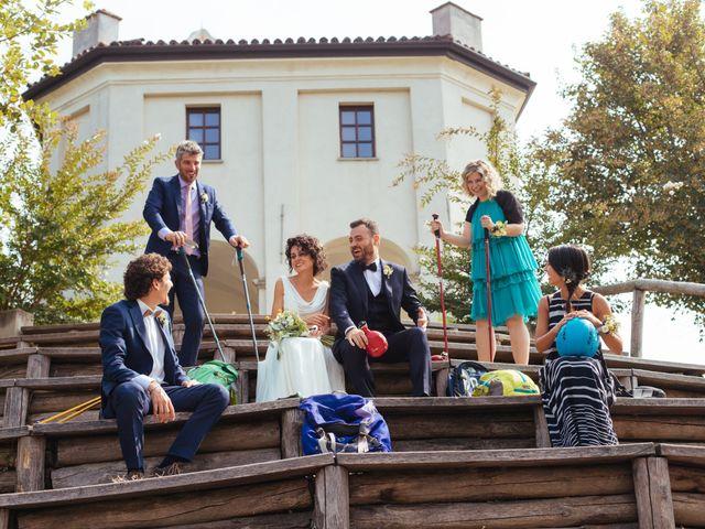 Il matrimonio di Matteo e Elisabetta a Sommariva Perno, Cuneo 82