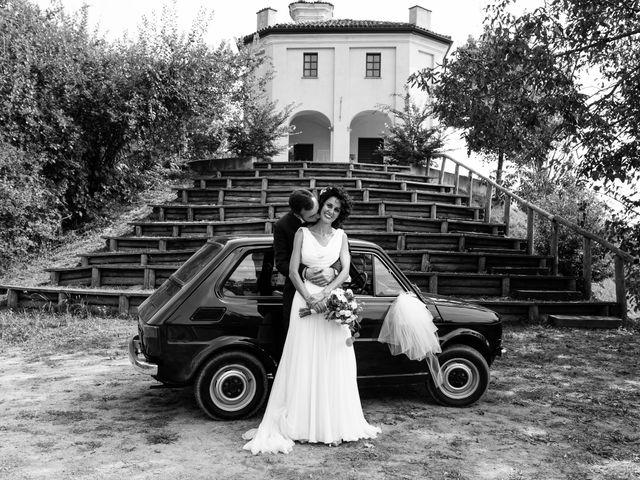 Il matrimonio di Matteo e Elisabetta a Sommariva Perno, Cuneo 84