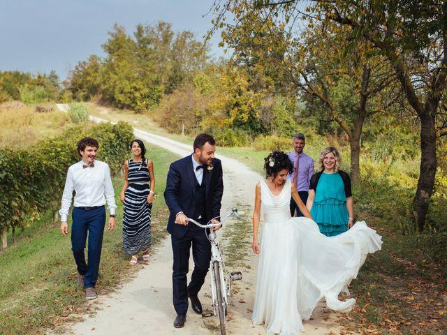 Il matrimonio di Matteo e Elisabetta a Sommariva Perno, Cuneo 86