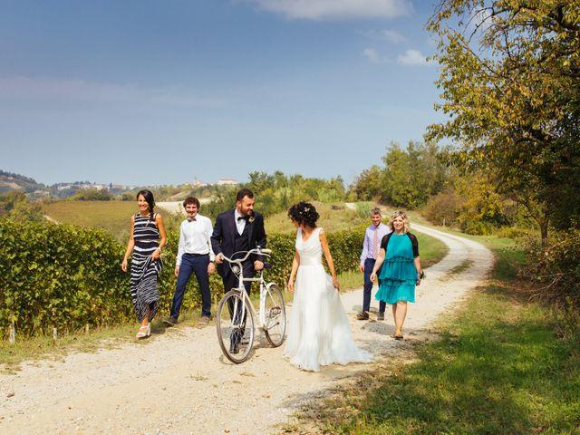 Il matrimonio di Matteo e Elisabetta a Sommariva Perno, Cuneo 87