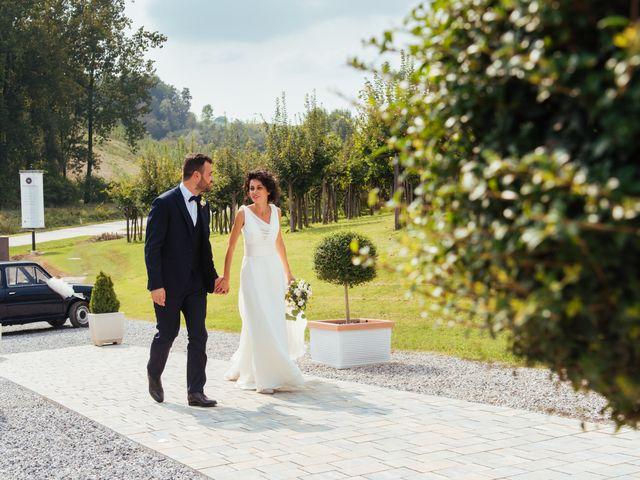 Il matrimonio di Matteo e Elisabetta a Sommariva Perno, Cuneo 89