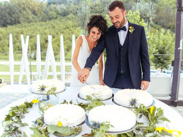 Il matrimonio di Matteo e Elisabetta a Sommariva Perno, Cuneo 105