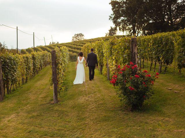 Il matrimonio di Matteo e Elisabetta a Sommariva Perno, Cuneo 111