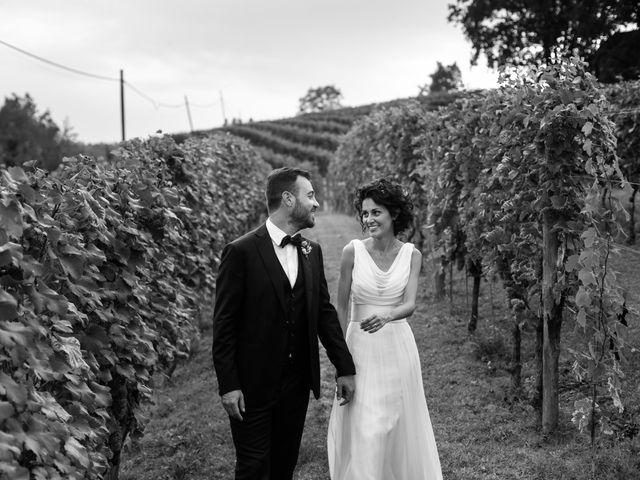 Il matrimonio di Matteo e Elisabetta a Sommariva Perno, Cuneo 113