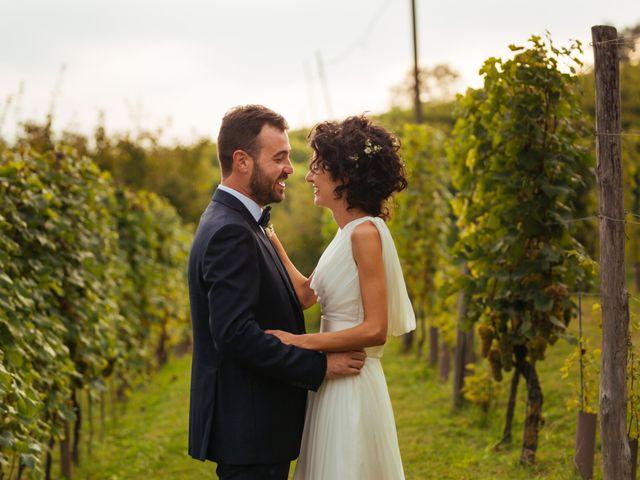Il matrimonio di Matteo e Elisabetta a Sommariva Perno, Cuneo 117