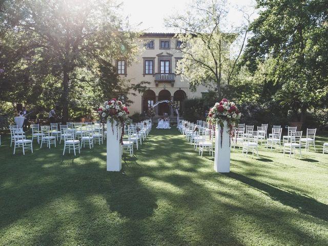 Il matrimonio di Fabio e Susanna a Lucca, Lucca 1