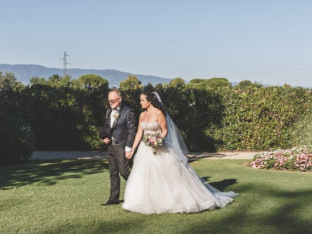 Il matrimonio di Fabio e Susanna a Lucca, Lucca 3