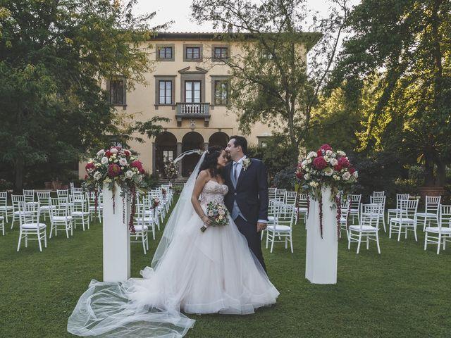 Il matrimonio di Fabio e Susanna a Lucca, Lucca 7