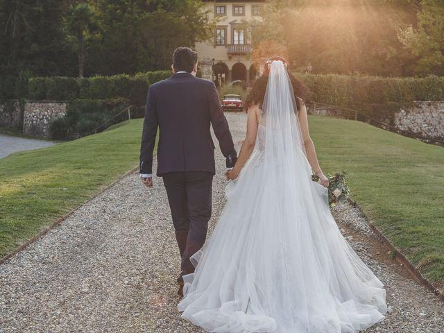 Il matrimonio di Fabio e Susanna a Lucca, Lucca 8