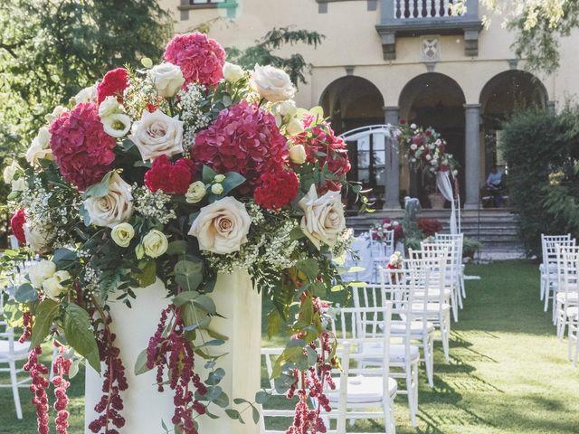 Il matrimonio di Fabio e Susanna a Lucca, Lucca 2