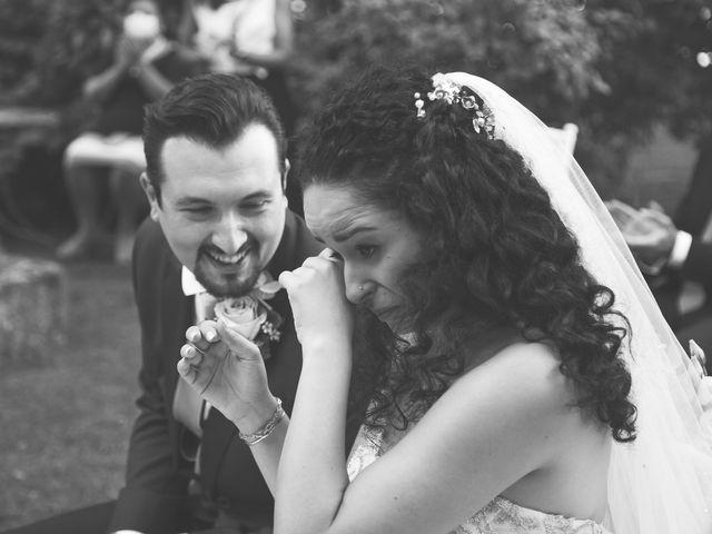Il matrimonio di Fabio e Susanna a Lucca, Lucca 6