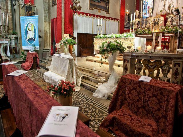 Il matrimonio di Giovanni e Sara a Acquafredda, Brescia 18