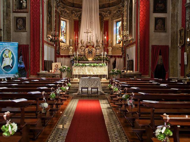 Il matrimonio di Giovanni e Sara a Acquafredda, Brescia 20