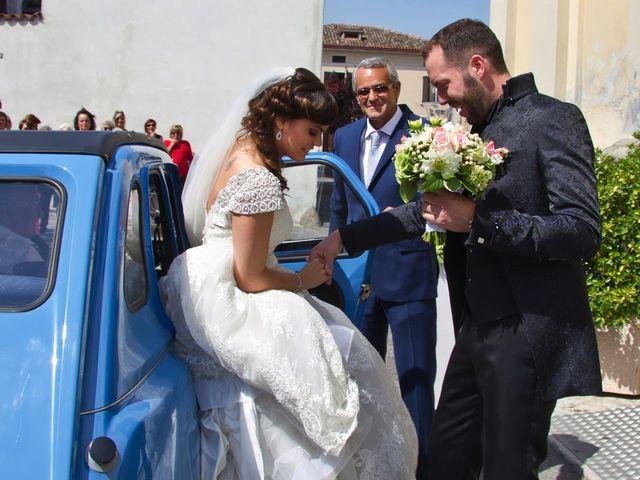 Il matrimonio di Giovanni e Sara a Acquafredda, Brescia 24