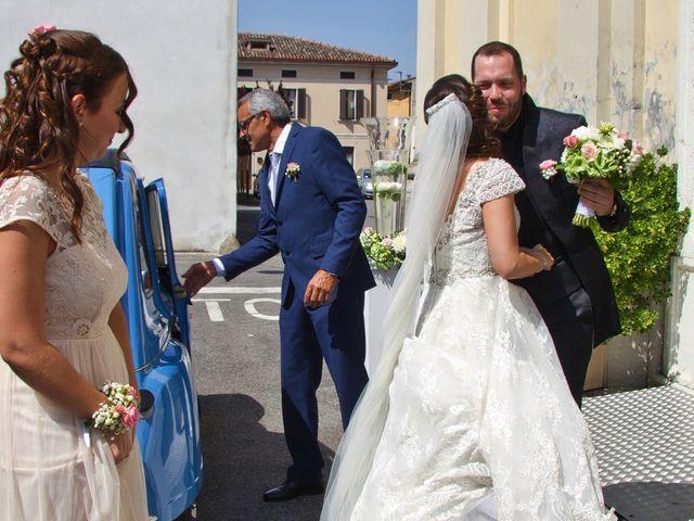 Il matrimonio di Giovanni e Sara a Acquafredda, Brescia 25