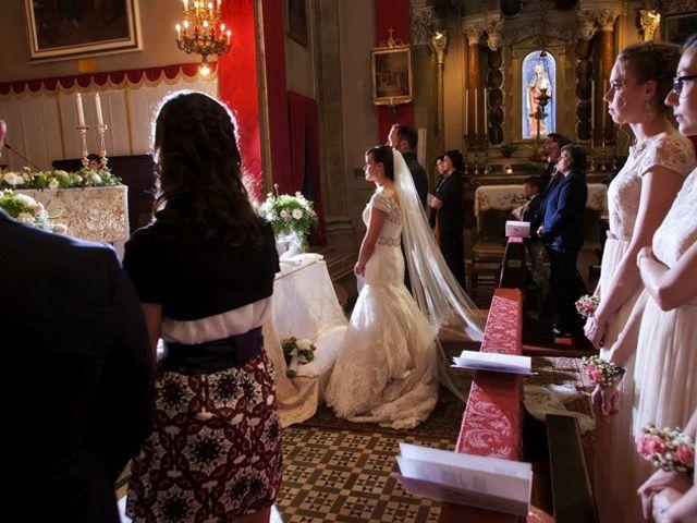 Il matrimonio di Giovanni e Sara a Acquafredda, Brescia 27