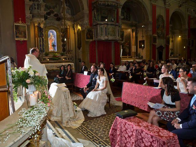 Il matrimonio di Giovanni e Sara a Acquafredda, Brescia 32