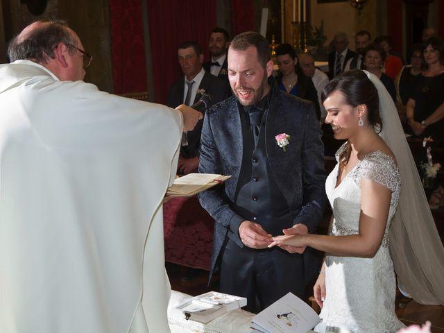 Il matrimonio di Giovanni e Sara a Acquafredda, Brescia 33