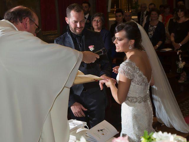 Il matrimonio di Giovanni e Sara a Acquafredda, Brescia 34
