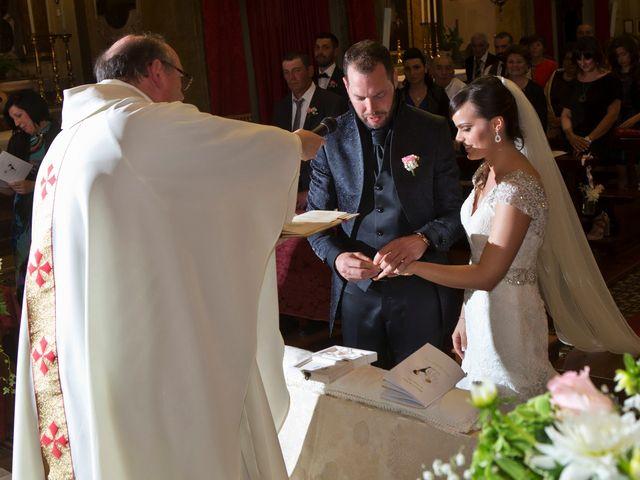 Il matrimonio di Giovanni e Sara a Acquafredda, Brescia 35