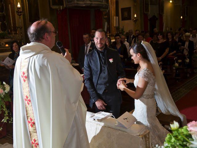 Il matrimonio di Giovanni e Sara a Acquafredda, Brescia 36