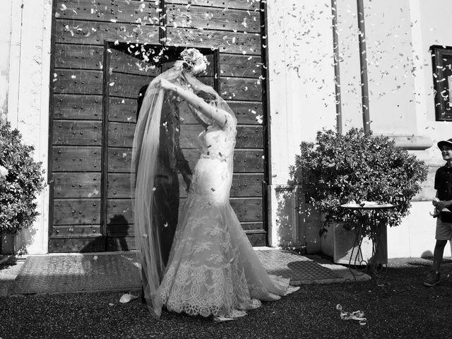 Il matrimonio di Giovanni e Sara a Acquafredda, Brescia 42