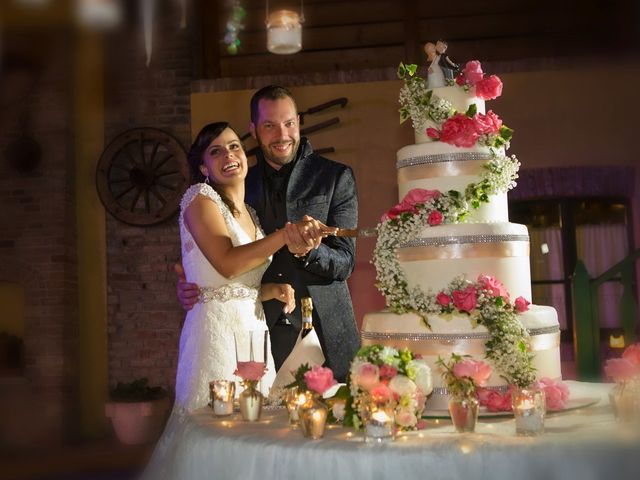 Il matrimonio di Giovanni e Sara a Acquafredda, Brescia 70