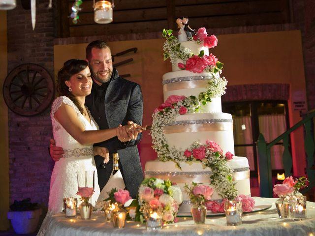 Il matrimonio di Giovanni e Sara a Acquafredda, Brescia 71