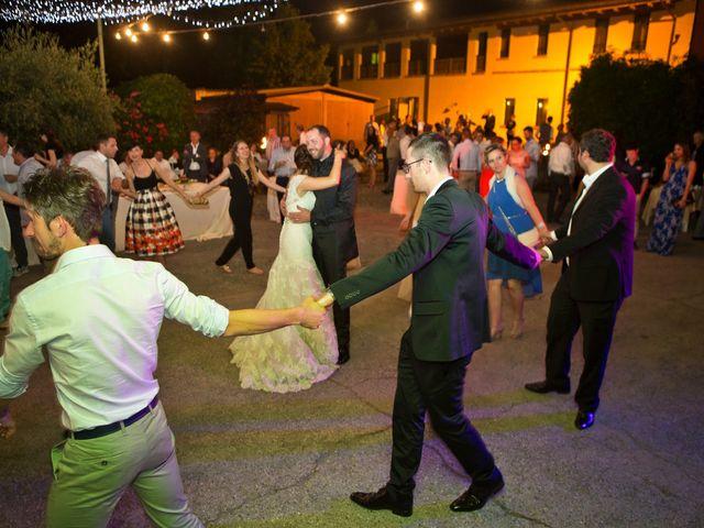 Il matrimonio di Giovanni e Sara a Acquafredda, Brescia 74
