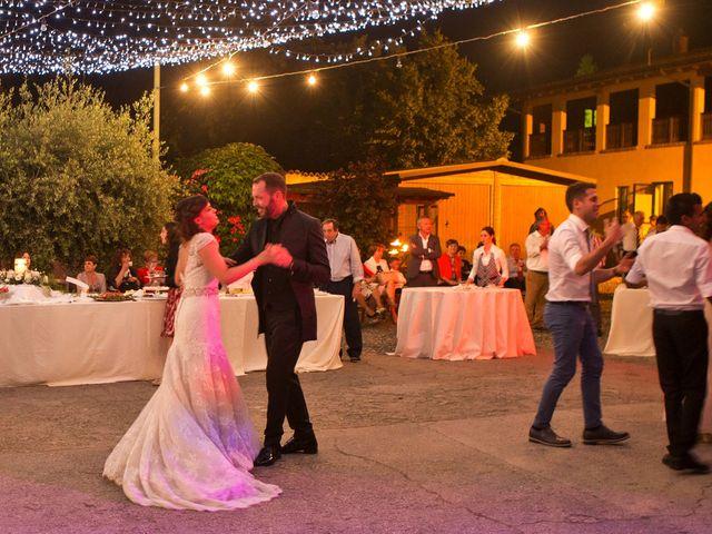 Il matrimonio di Giovanni e Sara a Acquafredda, Brescia 75
