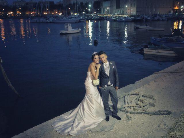 Le nozze di Raffaella e Giuliano