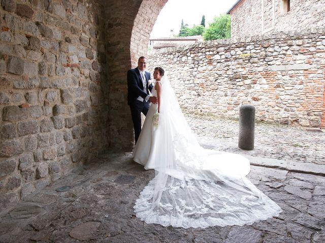 le nozze di Catia e Luca