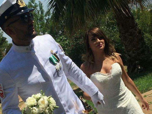Il matrimonio di Giuseppe e Francesca a Belvedere di Spinello, Crotone 11