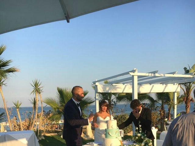 Il matrimonio di Giuseppe e Francesca a Belvedere di Spinello, Crotone 30