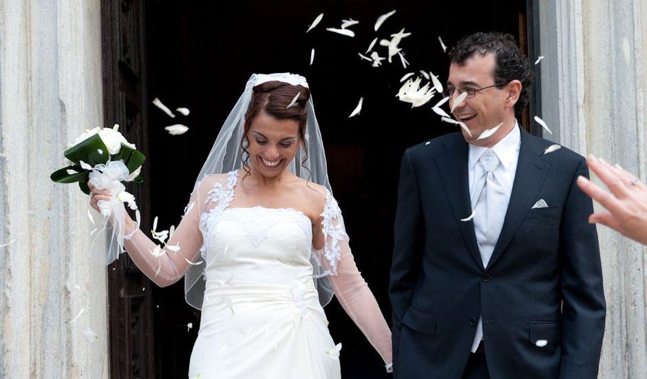 Il matrimonio di Luigi e Antonella a Somma Lombardo, Varese