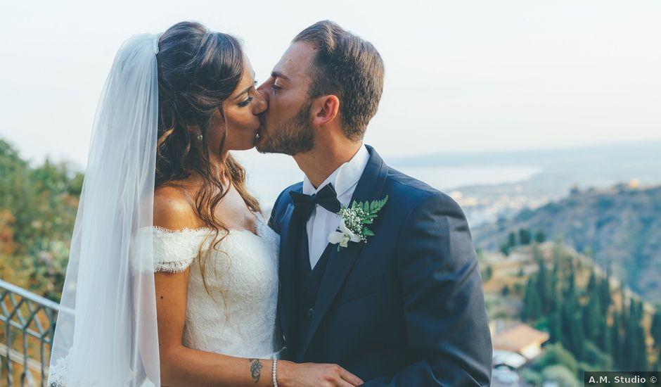 Il matrimonio di Bruno e Serena a Taormina, Messina