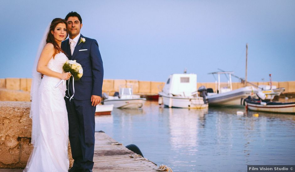 Il matrimonio di Salvatore e Margherita a Ragusa, Ragusa